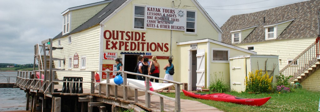 Outside Expeditions Rustico PEI