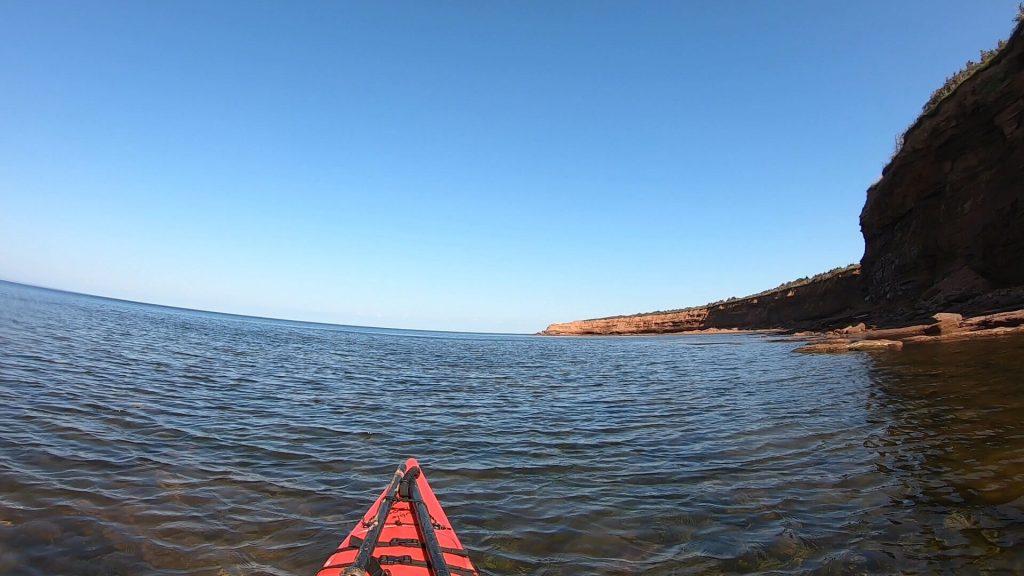 kayak Cavendish Coves